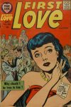 Cover For First Love illustrated 80