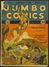 Cover For Jumbo Comics 42