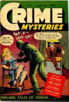 Cover For Crime Mysteries 1