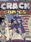 Cover For Crack Comics 26