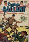 Cover For Captain Gallant 3