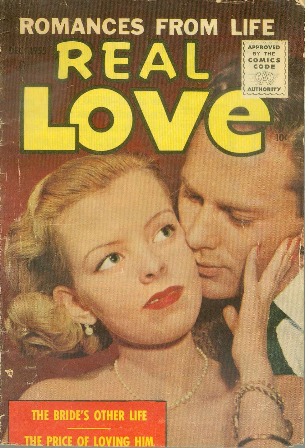Comic Book Cover For Real Love #71