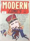 Cover For Modern Comics 94 (fiche)