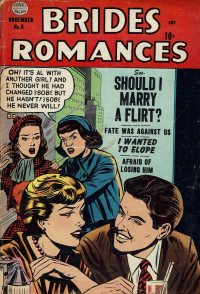 Large Thumbnail For Brides Romances #8