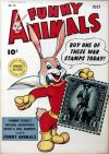Cover For Fawcett's Funny Animals 20