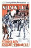 Cover For Nelson Lee Library s2 38 - The Schoolboy Knight Errants
