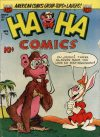Cover For Ha Ha Comics 82
