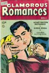 Cover For Glamorous Romances 43