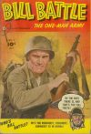 Cover For Bill Battle, the One Man Army 1