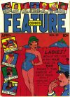 Cover For Feature Comics 31