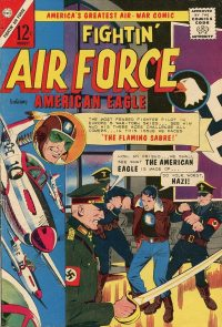 Large Thumbnail For Fightin' Air Force #50