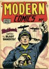 Cover For Modern Comics 75