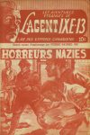 Cover For L'Agent IXE 13 v2 18 Horreurs nazies