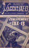 Cover For L'Agent IXE 13 v2 76 L'enlèvement d'IXE 13