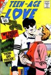 Cover For Teen Age Love 23