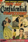 Cover For Teen Age Confidential Confessions 1