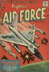 Cover For Fightin' Air Force 8