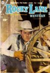 Cover For Rocky Lane Western 56
