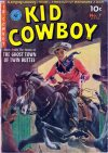Cover For Kid Cowboy 7