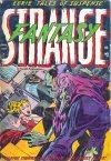 Cover For Strange Fantasy 11