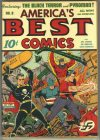 Cover For America's Best Comics 8 (paper/8fiche)