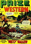 Cover For Prize Comics Western 74