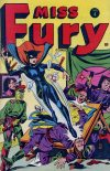 Cover For Miss Fury 4