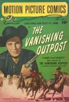 Cover For Motion Picture Comics 111 The Vanishing Outpost