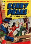 Cover For Kerry Drake Detective Cases 12
