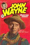 Cover For John Wayne Adventure Comics 28