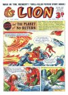 Cover For Lion 164