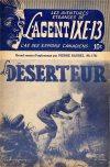 Cover For L'Agent IXE 13 v2 176 Le déserteur