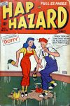 Cover For Hap Hazard Comics 23