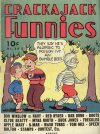 Cover For Crackajack Funnies 14
