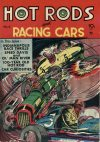 Cover For Hot Rods and Racing Cars 4