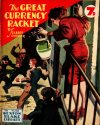 Cover For Sexton Blake Library S3 156 The Great Currency Racket