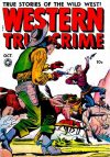 Cover For Western True Crime 2 (#16)