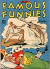 Cover For Famous Funnies 111