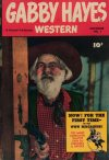 Cover For Gabby Hayes Western 1