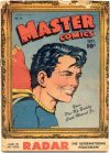 Cover For Master Comics 54