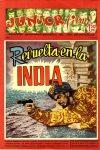 Cover For Junior Films 14 Revuelta en la India