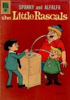 Cover For 1297 The Little Rascals