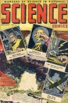 Cover For Science Comics 1