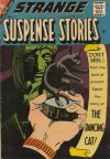 Cover For Strange Suspense Stories 37