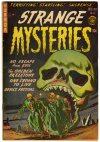 Cover For Strange Mysteries 12