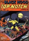 Cover For Top Notch Comics 23