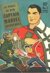 Cover For Captain Marvel Adventures 2 (fiche)