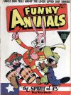 Cover For Fawcett's Funny Animals 3