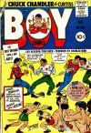 Cover For Boy Comics 118
