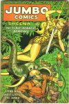 Cover For Jumbo Comics 156